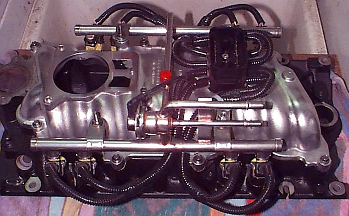 gm performance view topic vortec l31 marine manifold project q a the proprietary connector for the cpi injection assembly is most practical to simply cut off and replace a spliced in custom built harness