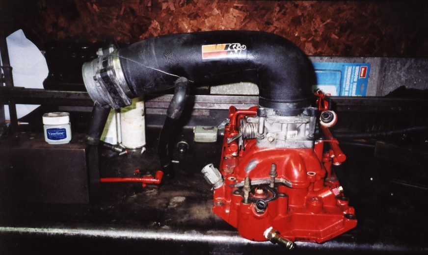 L31 sequential injection with PCM controlled MSD ignition